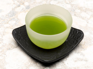 cup of matcha green tea, ultimate core health
