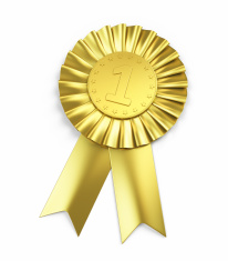 number_one_award