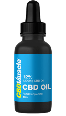 Cannabidiol oil for post workout recovery